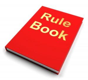 Libro de reglas