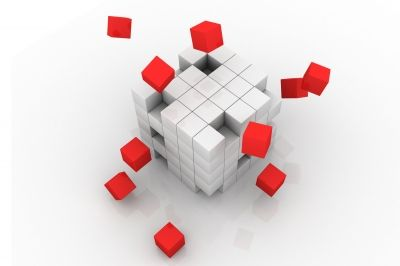 Ensamblaje de cubos