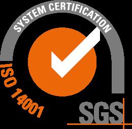 Logo Certificación ISO 14001 Caduceus